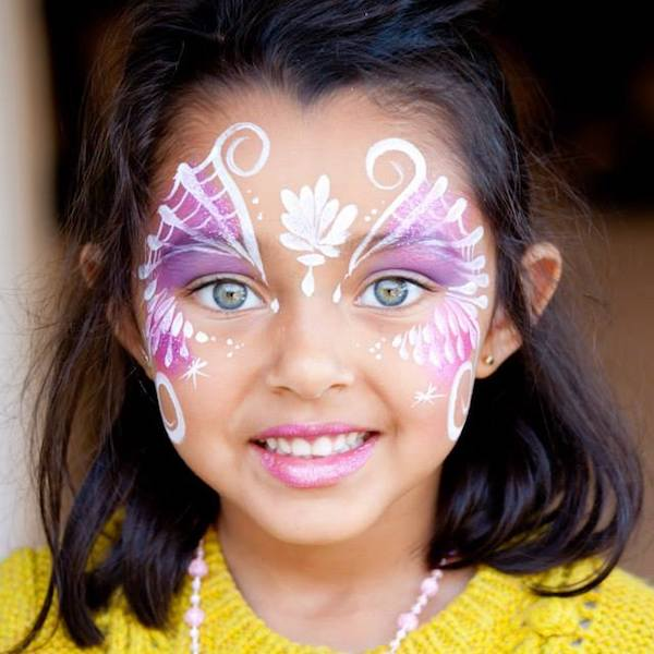 Face-painting Kids Party Entertainment Brooklyn Bazinga